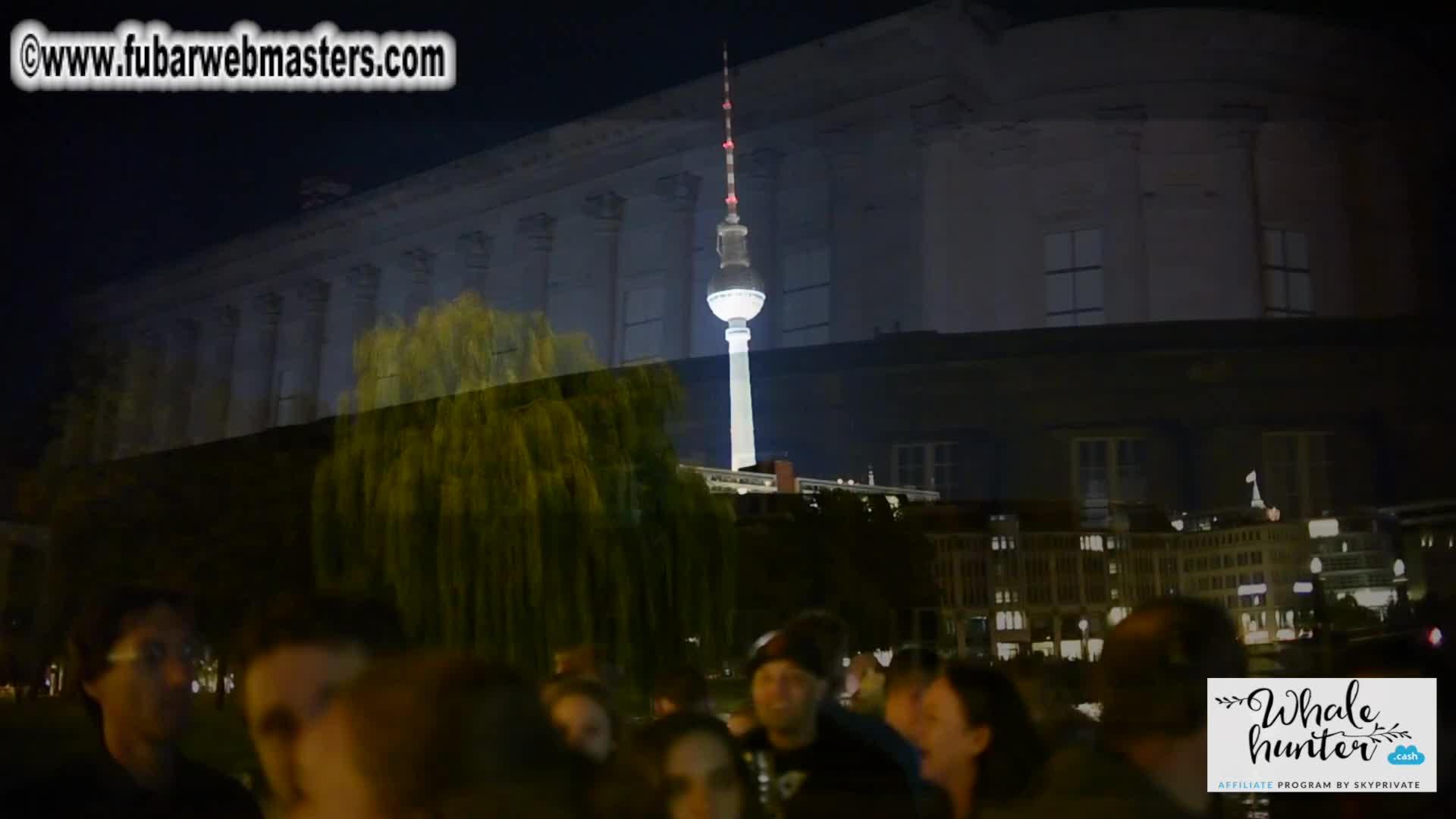 XBIZ BERLIN 2017 - BOAT TRIP - thumbnail
