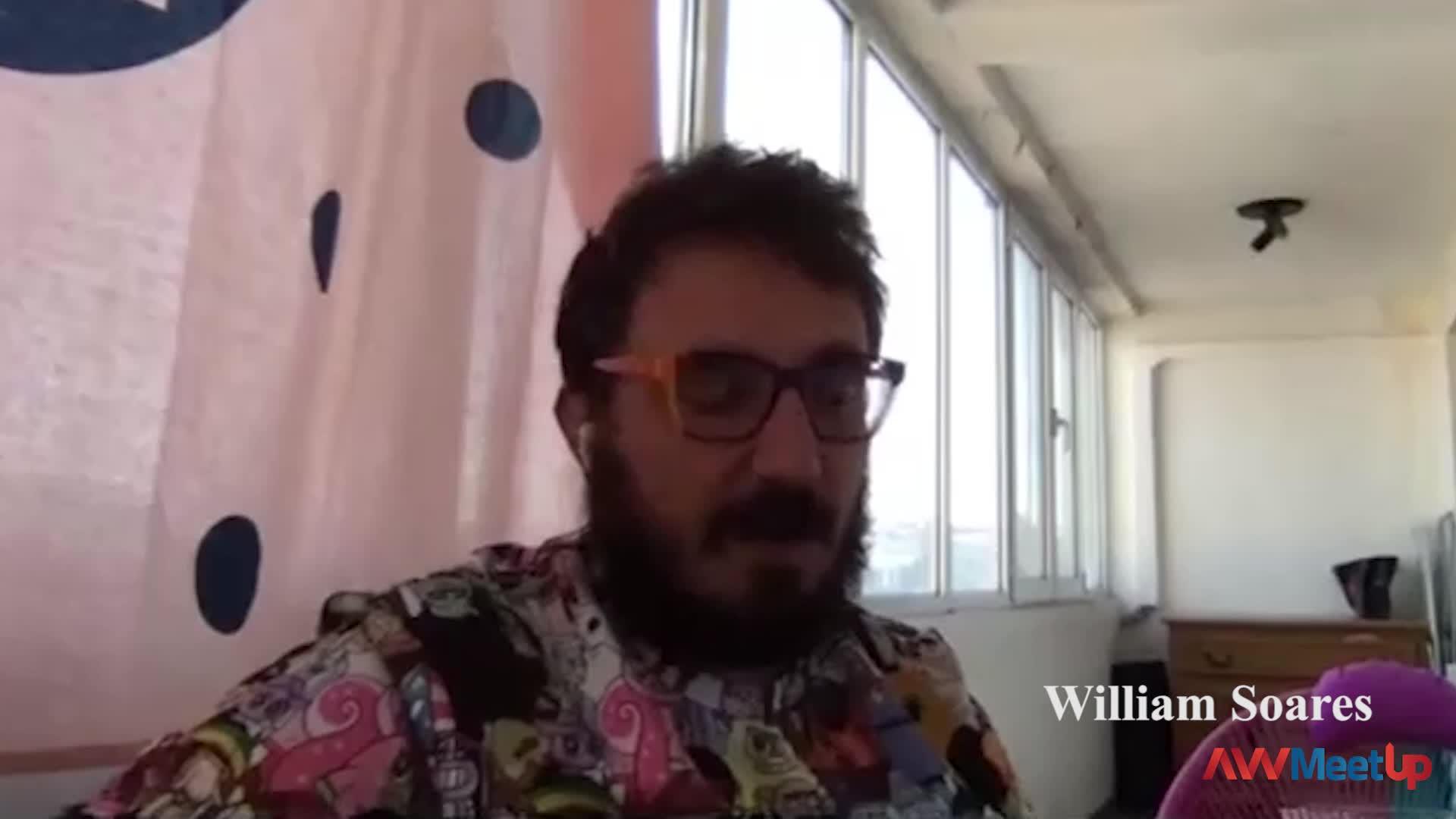 AWMeetup Day 1 Talkshow with Thomas Skavhellen #3 - thumbnail