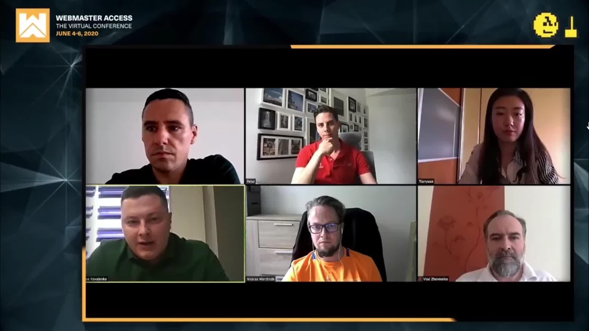 Webmaster Access Virtual 2020 day 1 part 1 - thumbnail