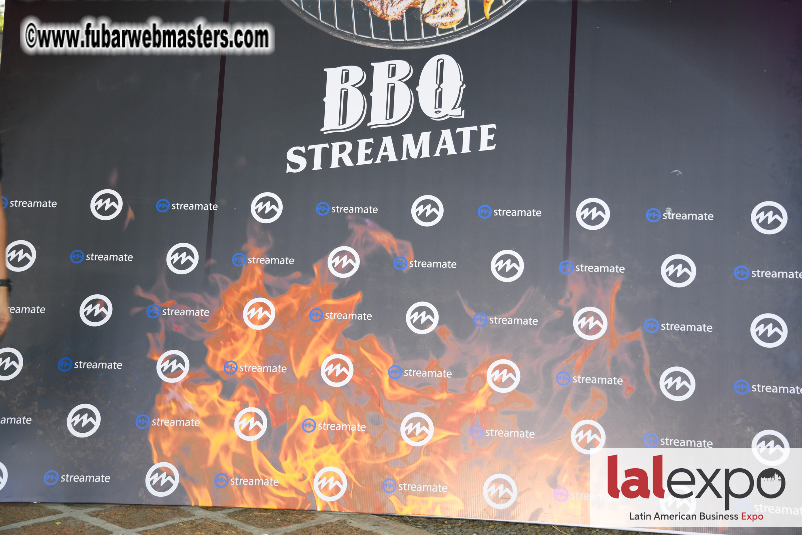 Streamate BBQ Party