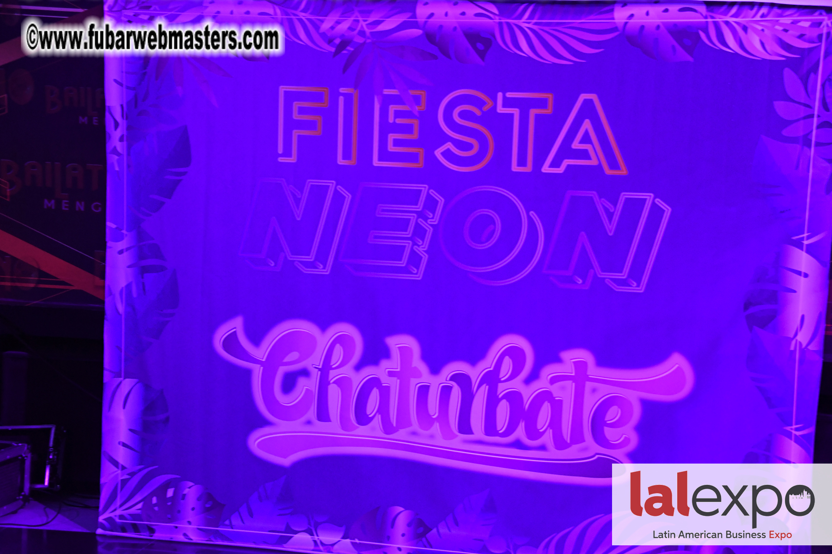 Chaturbate Neon Party