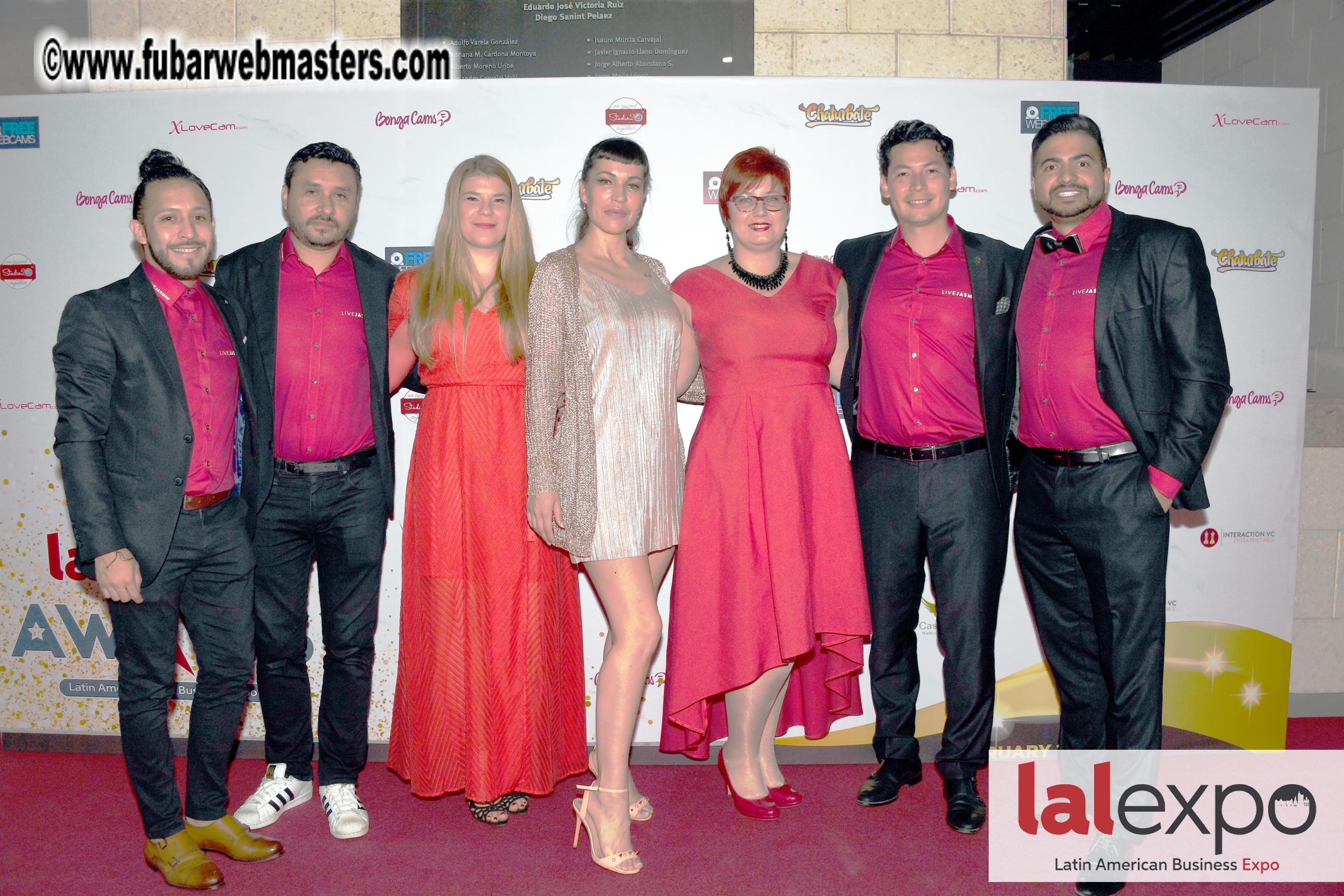 LALEXPO Awards Ceremony Red Carpet