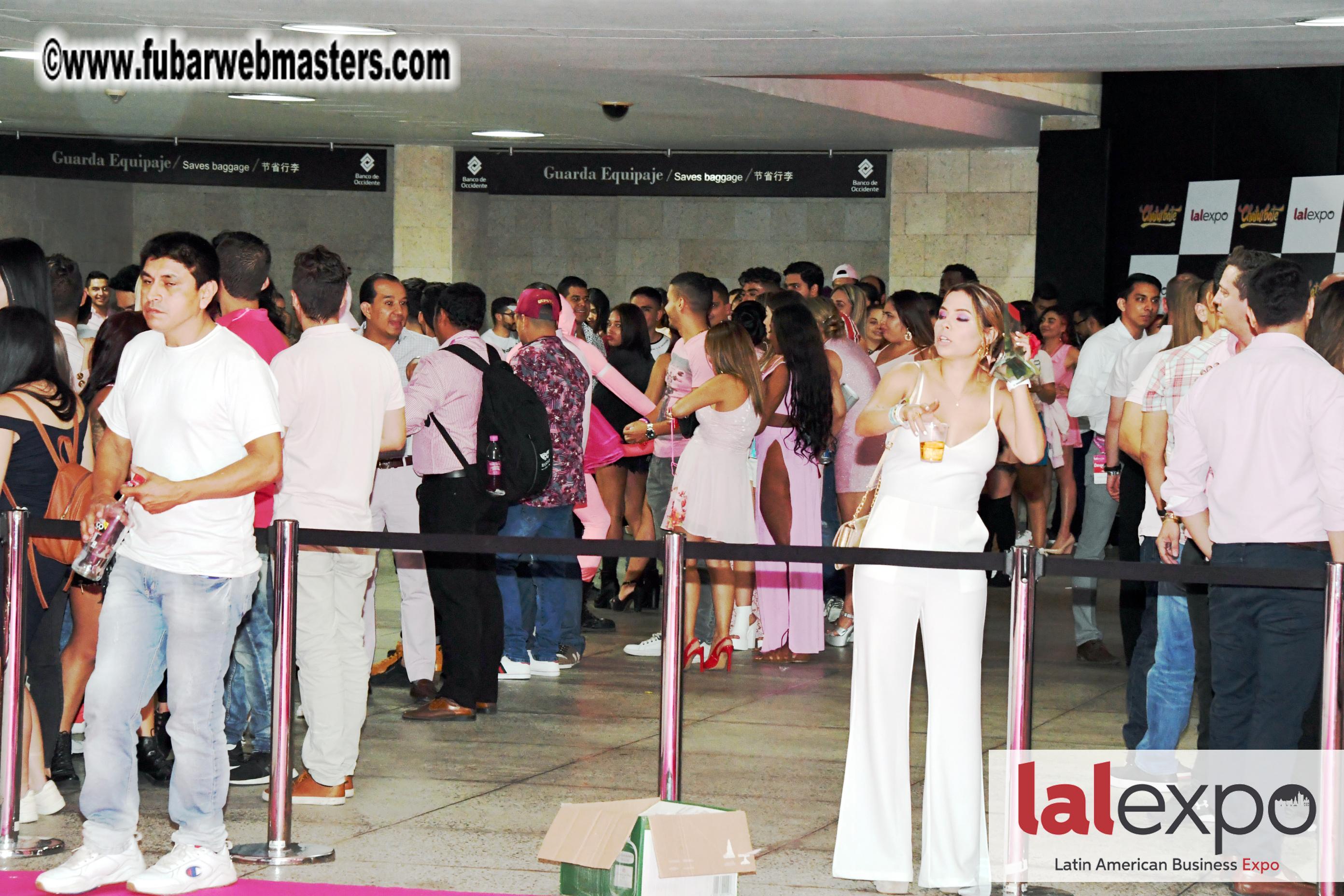 Bongacams Pink Paradise Party